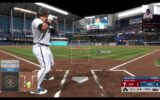 Miguel Rojas and Rhys Hoskins go 1v1 in MLB The Show for Opening Day 1