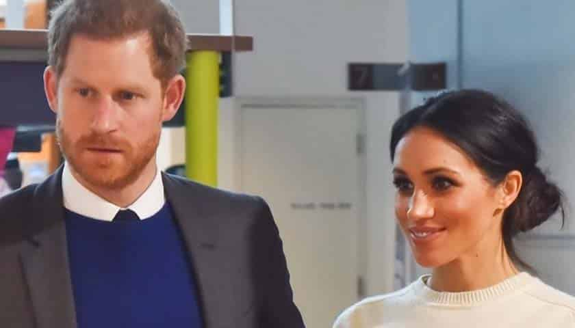 Trump says no, America won't pay for Harry and Meghan's security 1