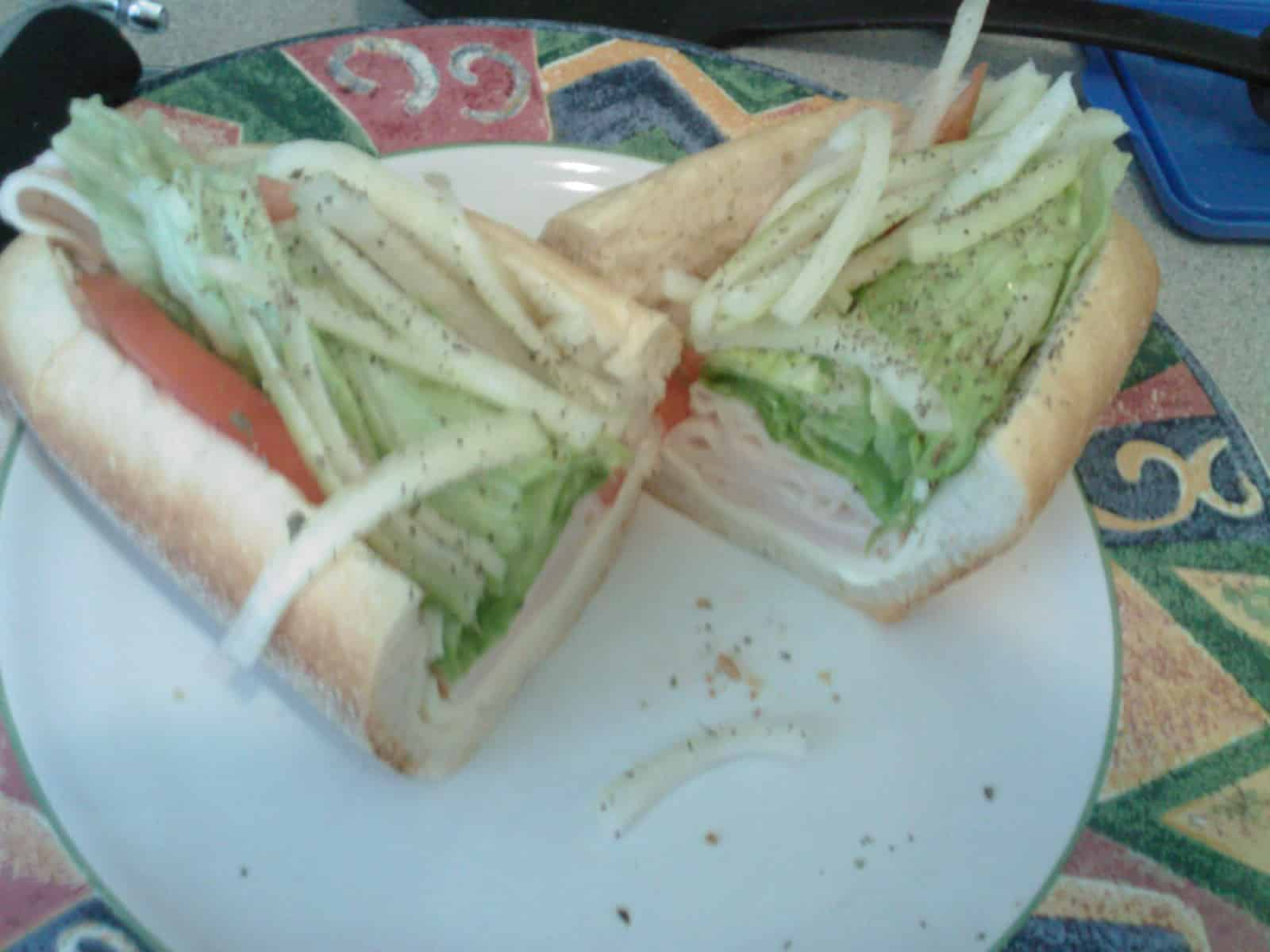 The Homemade Turkey Hoagie Wawa Can't Compete With 1