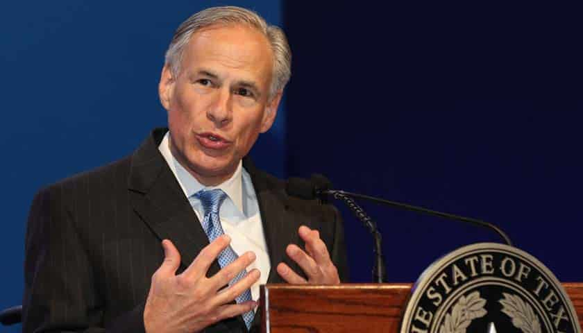 Texas governor orders self-quarantine for anyone arriving from LA 1