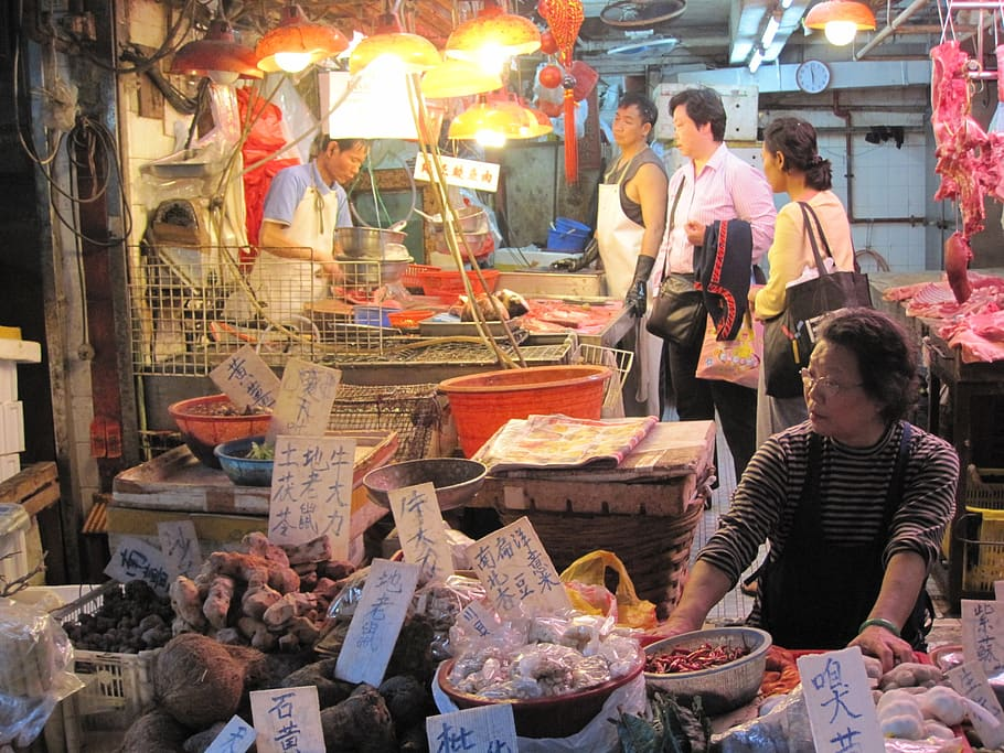 Chinese wet markets reopen and they're still selling bats, cats and dogs 5