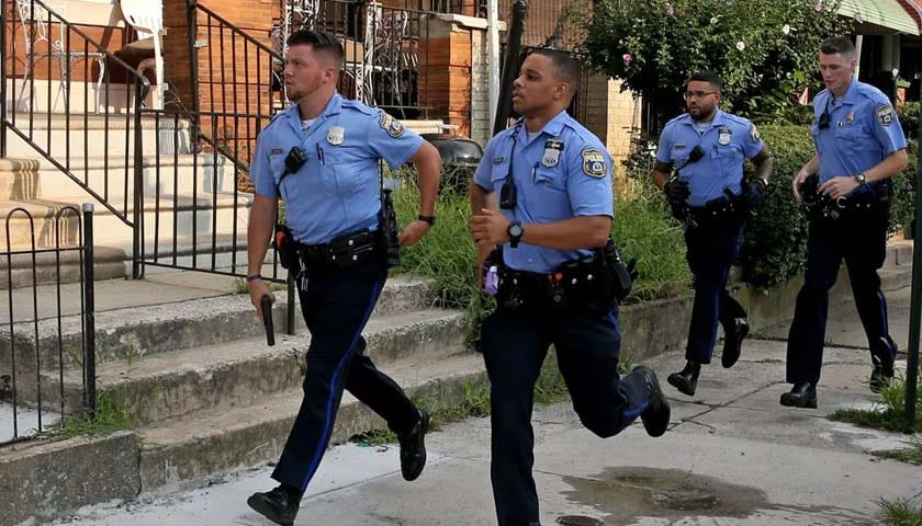 Philly cops can issue $100 fines for breaking stay-at-home order 1