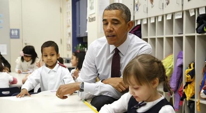 Obama Common Core