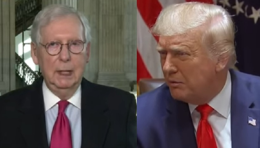 Mitch McConnell Trump
