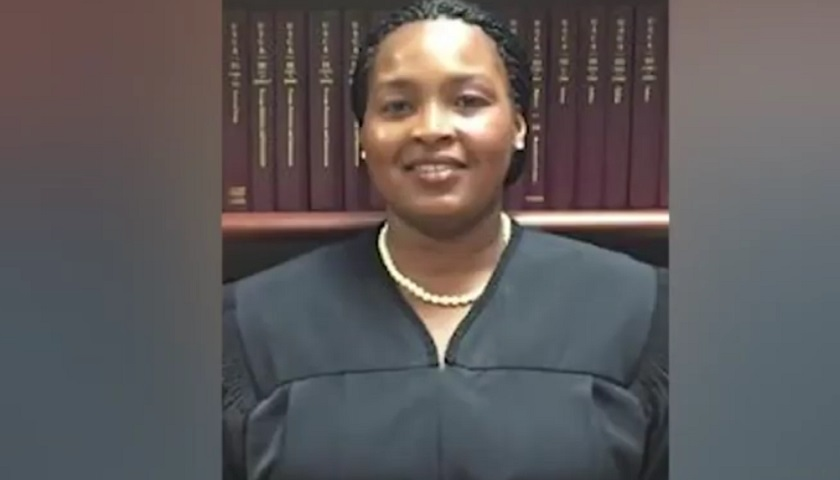Stacey Abrams sister judge