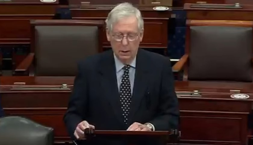 mcconnell is garbage