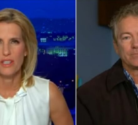 Rand Paul Laura Ingraham