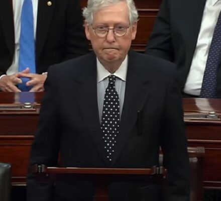 mcconnell Trump impeachment
