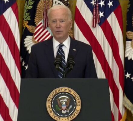 Biden jokes about Trump, then says he plans to run for reelection in 2024 3